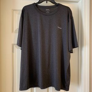 2XL Reebok Gray Play Dry Shirt